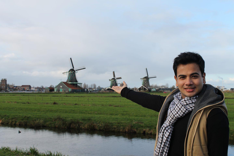 Amsterdam !!! – Here I come
