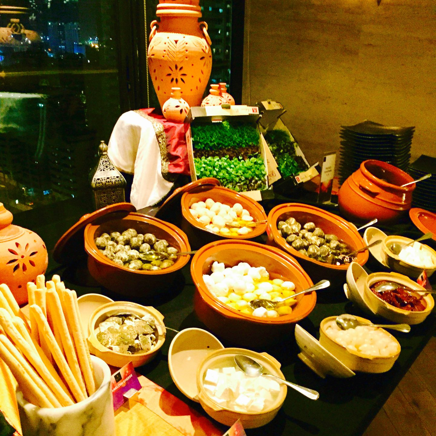 Cheerful Dining Experience – My Iftar at KRIS WITH A VIEW