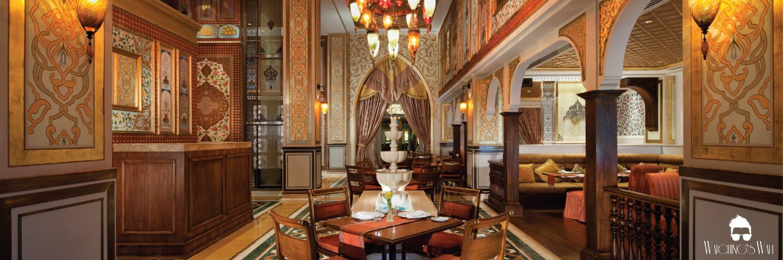 Dinner At The Field of Tulips – LALEZAR Restaurant