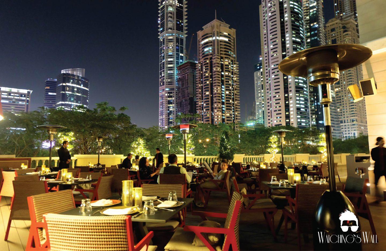 RESTAURANT REVIEW: CHINA GRILL DUBAI