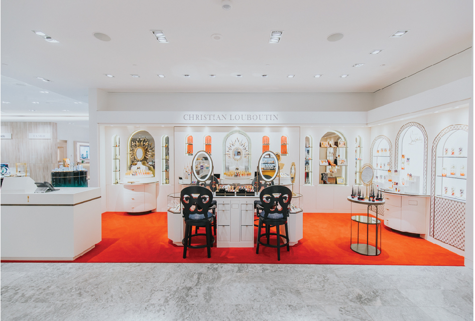 Luxury Beauty Goes All Out at Holt Renfrew's Newly Revamped Beauty Hall