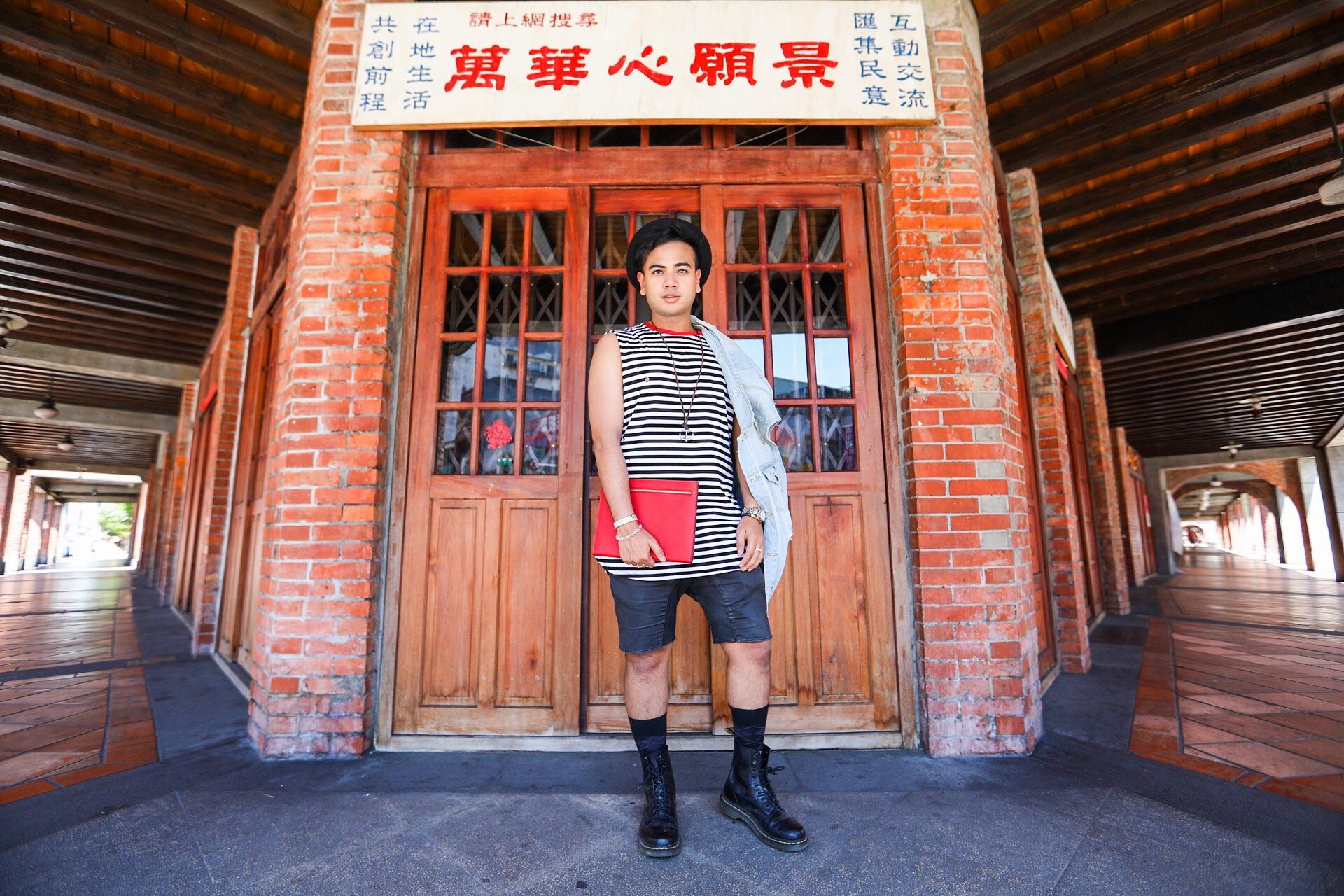 Dihua Street Taiwan + History of Taiwan + Streetstyle Star+ Fashion Icon Canada + Mens Fashion + Travel in Style + Visit Taiwan + Elle Taiwan + Vogue Taiwan + Fashion Blogger + Influencer +www.waichingswall.com_1