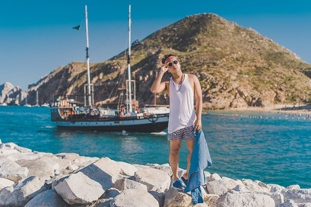 Things To Do in Mexico_Cabo San Lucas_Travel Blogger Jonathan From Canada_36