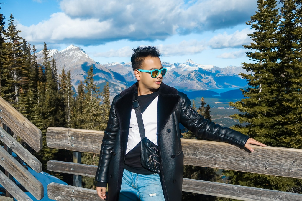 Banff Alberta Travel Guide_Things to do in Banff Travel Influencer_Canadian Influencer_Vancouver_Jonathan Waiching Ho_12
